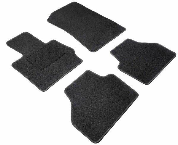 Fußmatten für BMW X3 (F25) 09/2010-08/2017