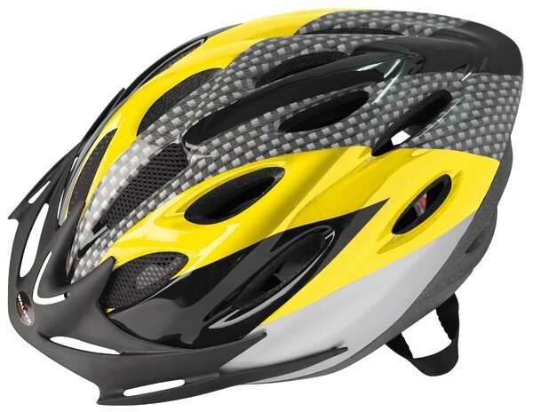 cycling helmet 48-54 cm Sprinter NXTG yellow