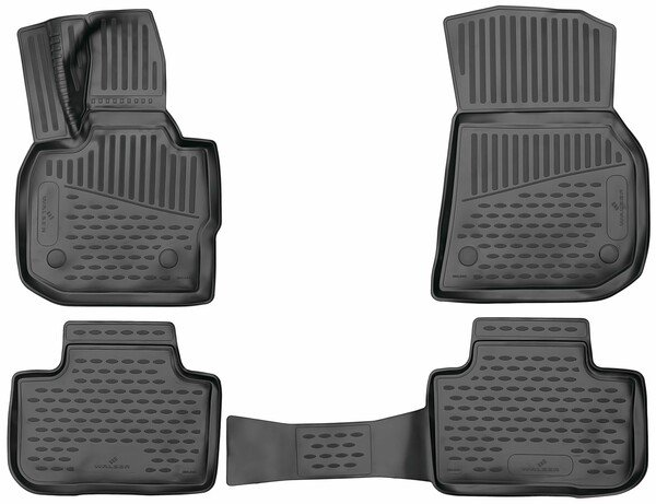 Gummimatten XTR für BMW X3 (G01) Baujahr 2017 - Heute