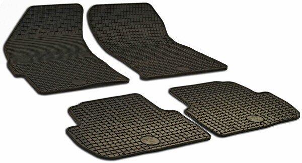 Gummimatten RubberLine für Chevrolet Spark (M300) 12/2009-Heute