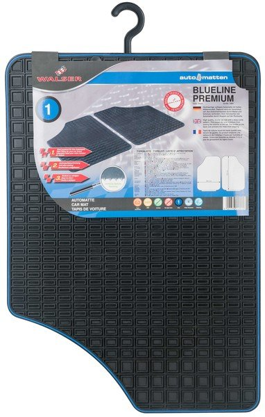 Rubber mats for Blueline Premium Gr. 1