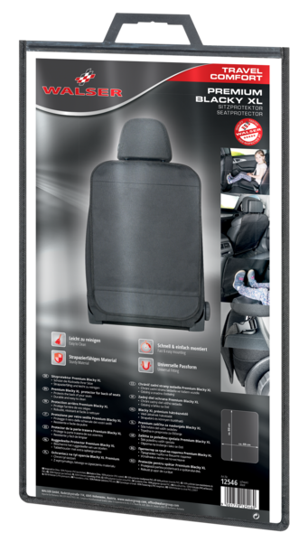 Car seat backrest protection XL