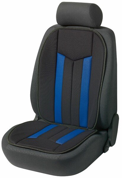PKW Sitzauflage Hastings Plus blau schwarz