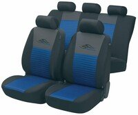 Car Seat cover Racing blue
