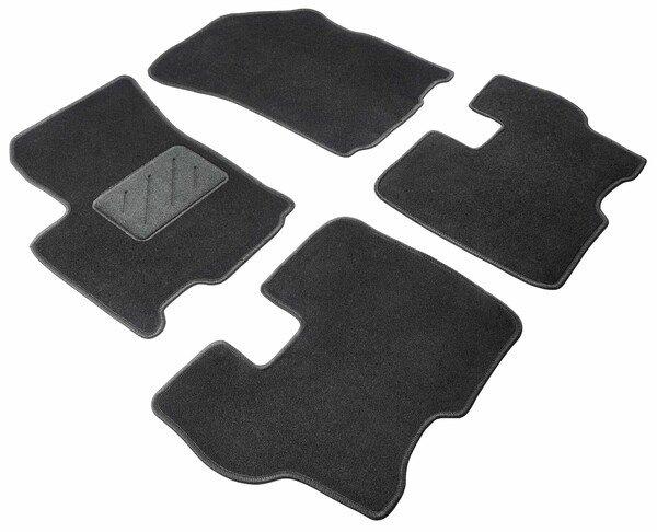 Fußmatten für Suzuki SX4 06/2006-Heute