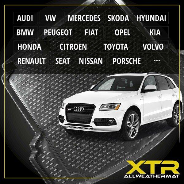Kofferraumwanne XTR für Audi A4 Avant BJ 08/2015 - Heute, A4 Allroad BJ 01/2016 - Heute
