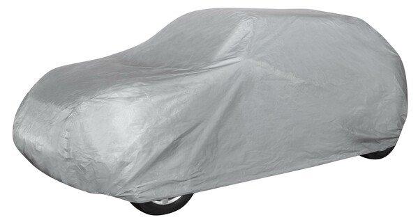 Bâche pour voiture All Weather Light SUV pleine grandeur garage S gris clair