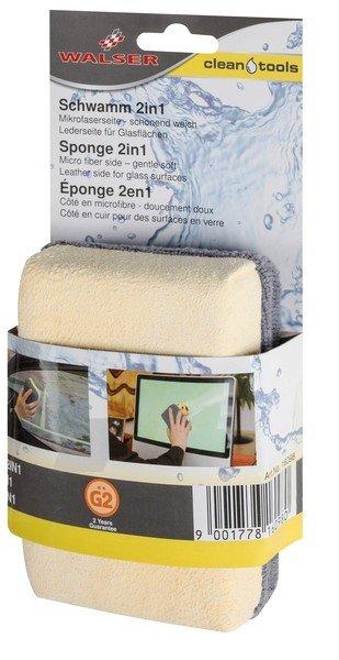 Eponge 2en1