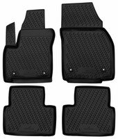 XTR rubber mats for Opel Meriva B year 06/2010 - 03/2017