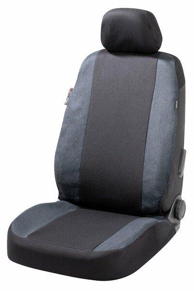 Universal Transportersitzbezug Lowback für Einzelsitz vorne anthrazit