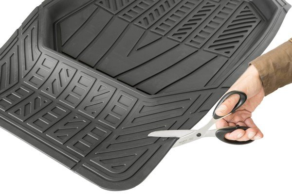 Rubber mats for Protector can be cut to size