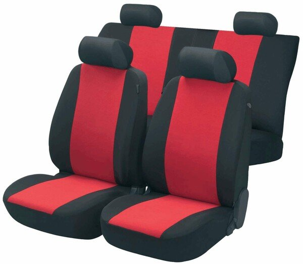 Car Seat cover Flash red