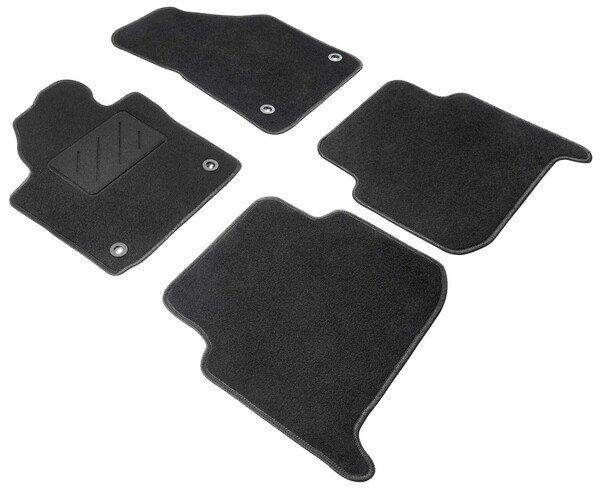 Fußmatten für VW Touran 2006-05/2015, 5-Sitzer