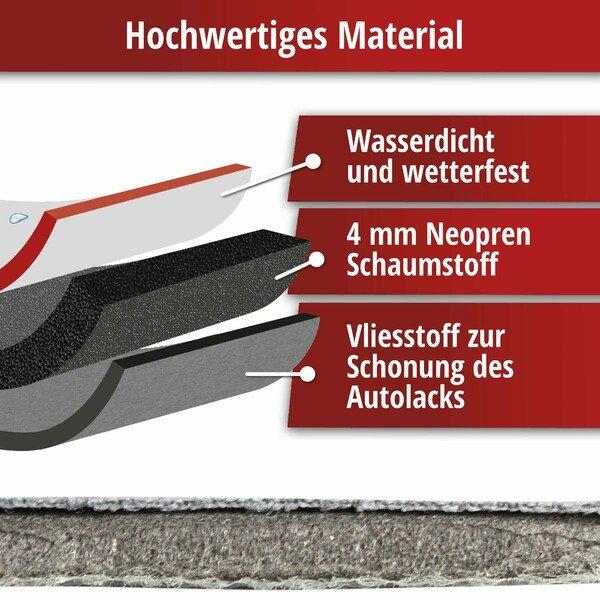 PKW Hagelschutzplane Perma Protect SUV Größe L
