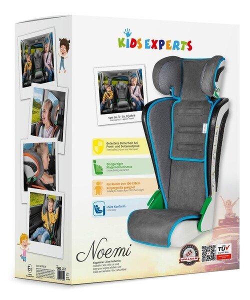 Child seat Noemi anthracite/blue