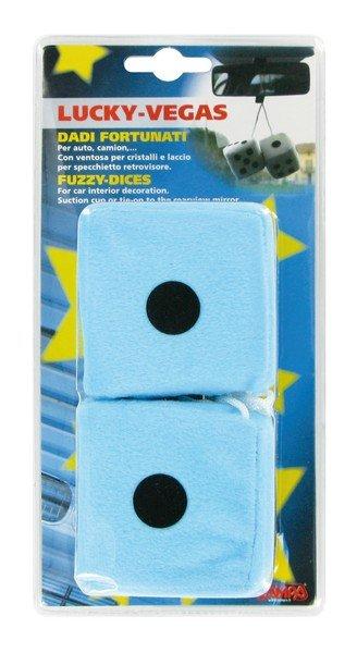 Car Cube blue