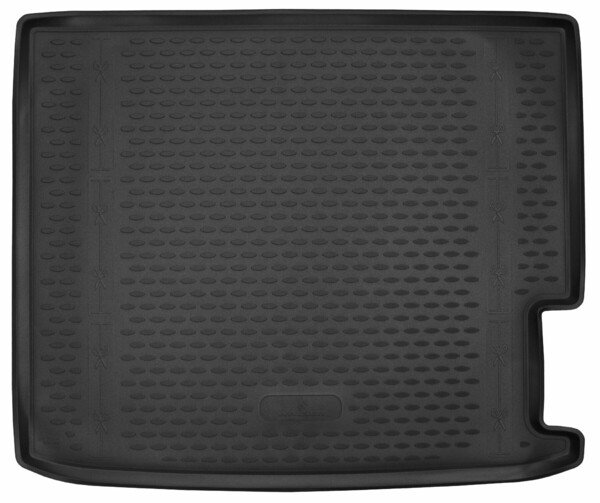 Trunk mat XTR for BMW X4 (F26) year of construction 2014 to 2018