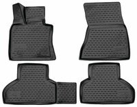 XTR rubber mats for BMW X5 (F15) year 2013 - 2018