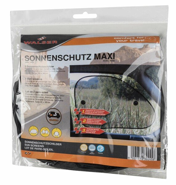 Sun protection side window Maxi