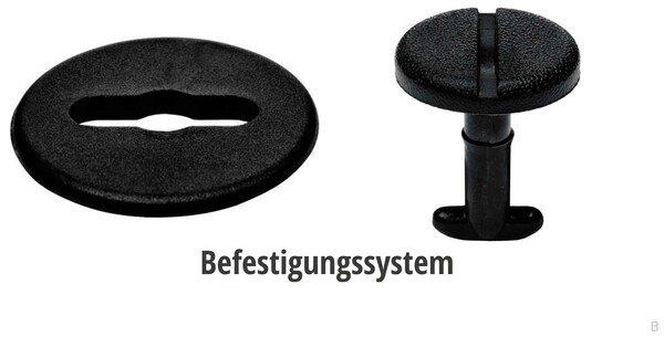 Fußmatten für Smart ForFour Baujahr 11/2014 - Heute Baujahr 11/2014 - Heute