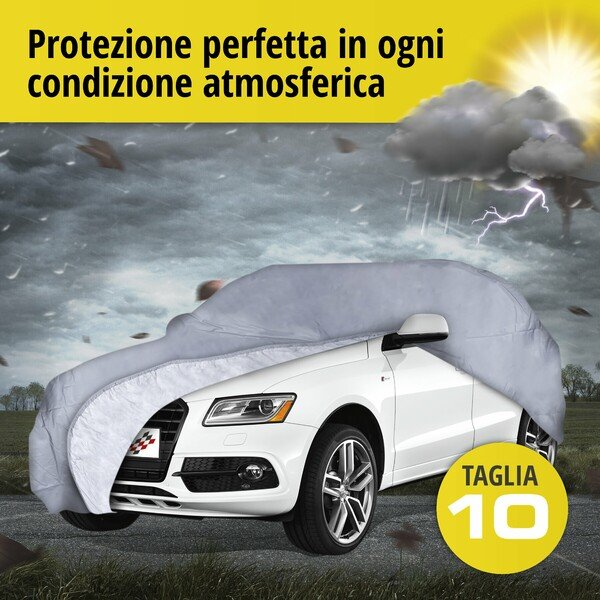 Telone protettivo All Weather Premium size 10 grigio