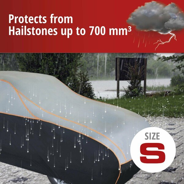 Car hail protection tarpaulin Perma Protect SUV size S