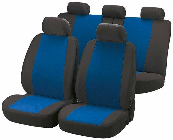 Coprisedili auto Classic blu