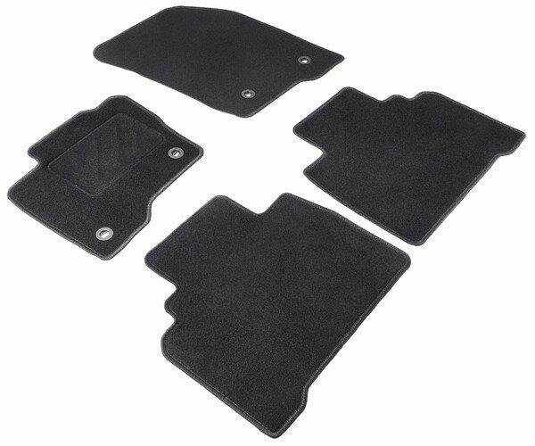 Fußmatten für Ford Galaxy III 01/2015-Heute, S-MAX 01/2015-Heute