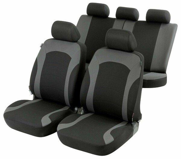 ZIPP IT Premium Inde Autositzbezüge mit Reissverschluss System