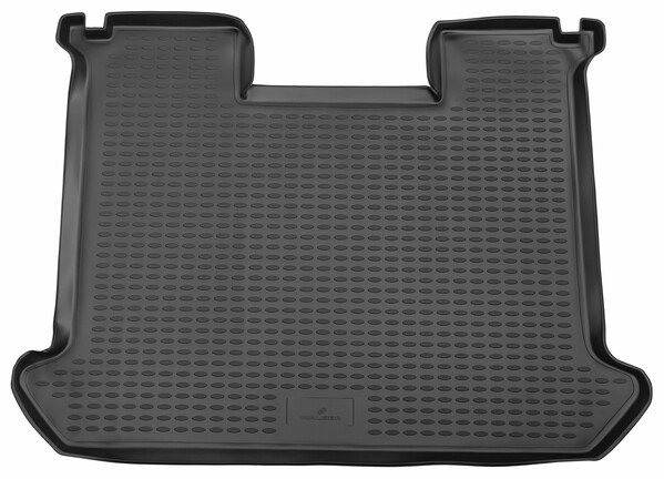 Trunk mat XTR for Fiat Doblo (119, 223) year of construction 2001 to 2010
