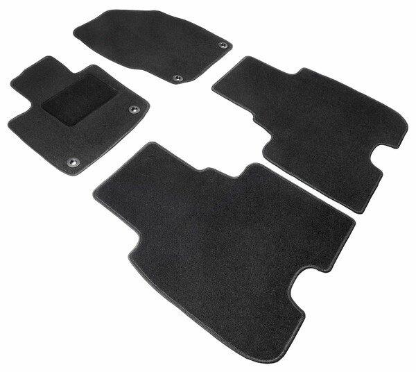 Fußmatten für Honda Civic IX 09/2011-Heute