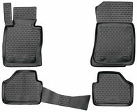 Rubber mats XTR for BMW X1 (E84) year of construction 2009 - 2015