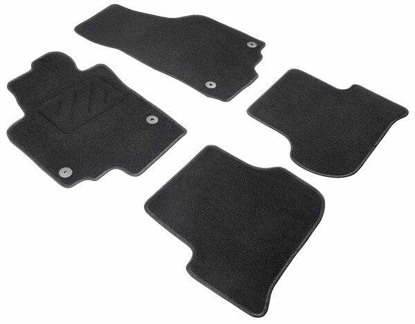 Fußmatten für Skoda Yeti (5L) 05/2009-2013