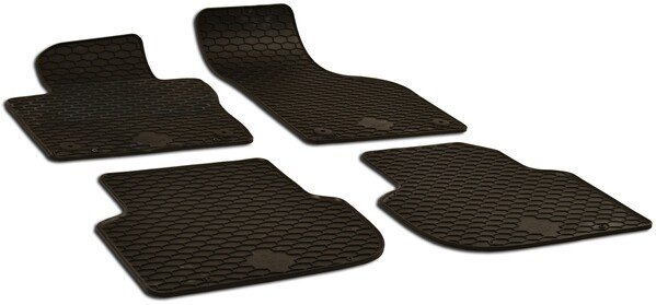 Rubber mats for VW Jetta year of construction 2011 - today
