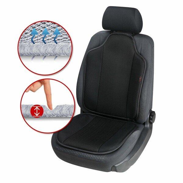 Housses de sièges Aero-Spacer noir