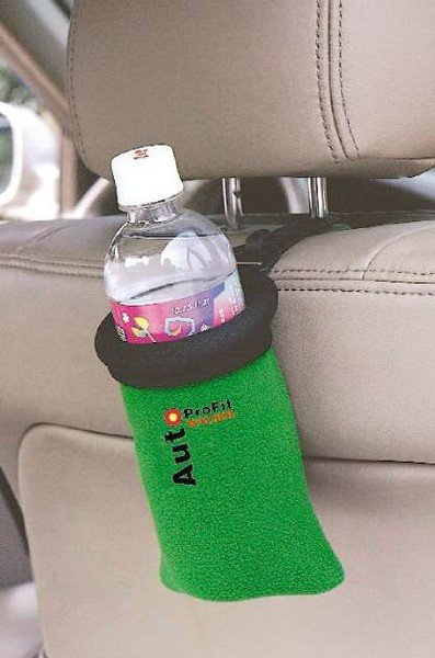 Cup holder and mobile phone holder for the car Scotty
