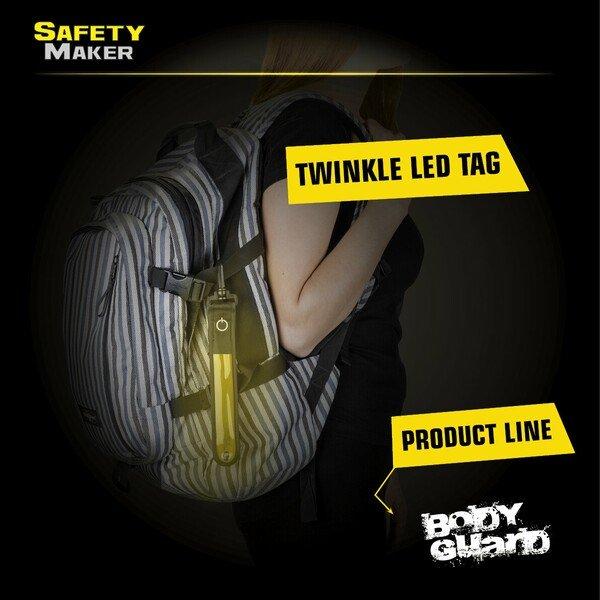 Twinkle LED Pendant yellow
