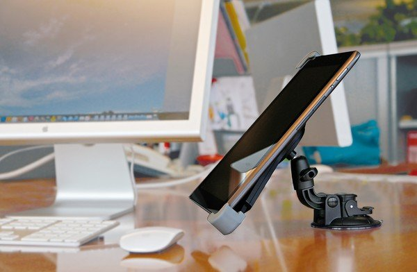 Tablet holder for car and office (9-11)