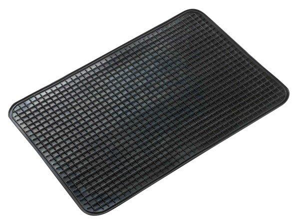 Gummimatte Rechteck ca. 51x34 cm schwarz