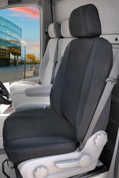 Autositzbezug Lowback mit Reissverschluss